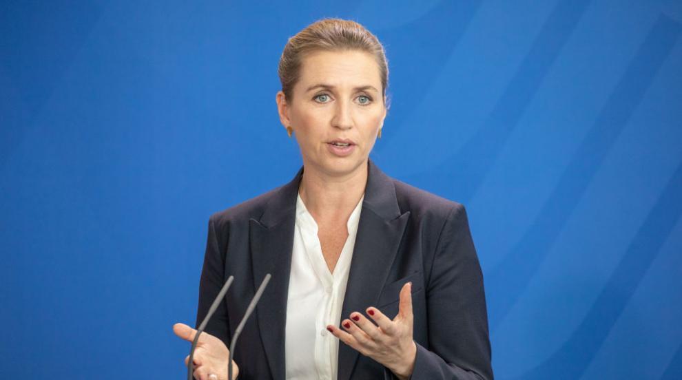 Датската премиерка успя да се омъжи от третия опит