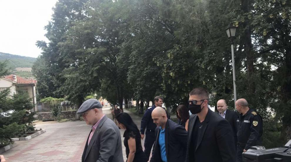 Главният прокурор: Няма да подам оставка (СНИМКИ/ВИДЕО)