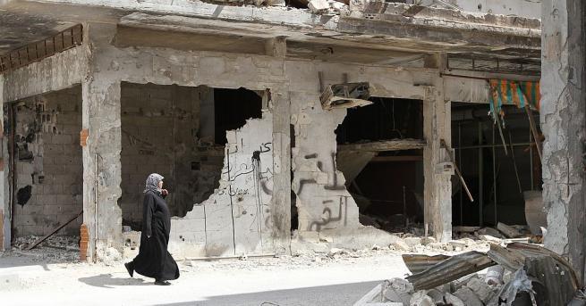 Сирийците гласуват в неделя за да изберат нов парламент, докато