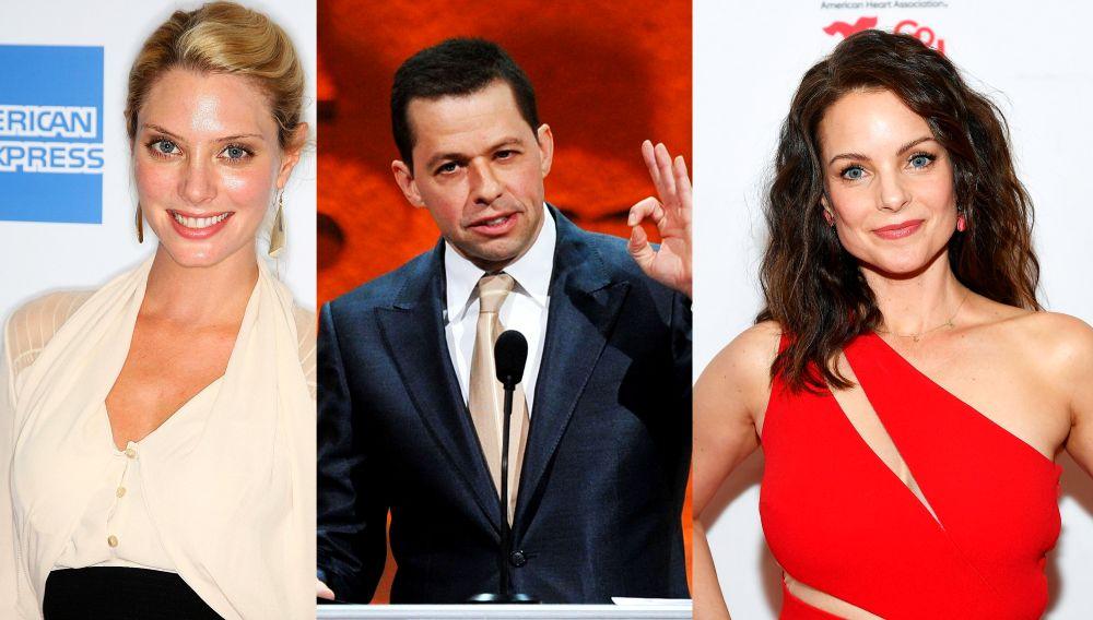 Вижте колко красиви жени успя да заплени Алън в сериала