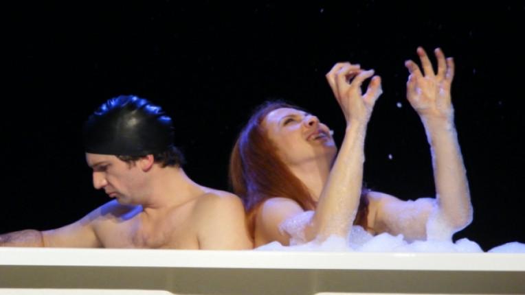 театрална постановка Паякът Ню Йорк международен фестивал Санкт Петербург българска