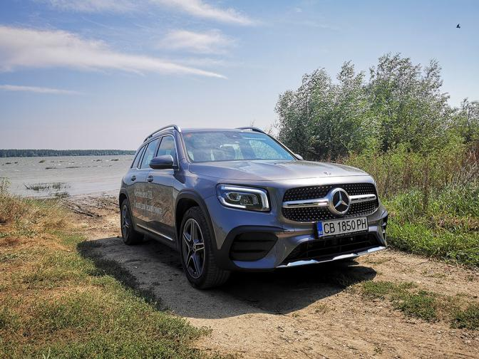 Mercedes Benz GLB галерия