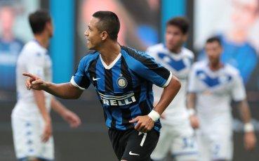 Официално: Алексис Санчес е играч на Интер