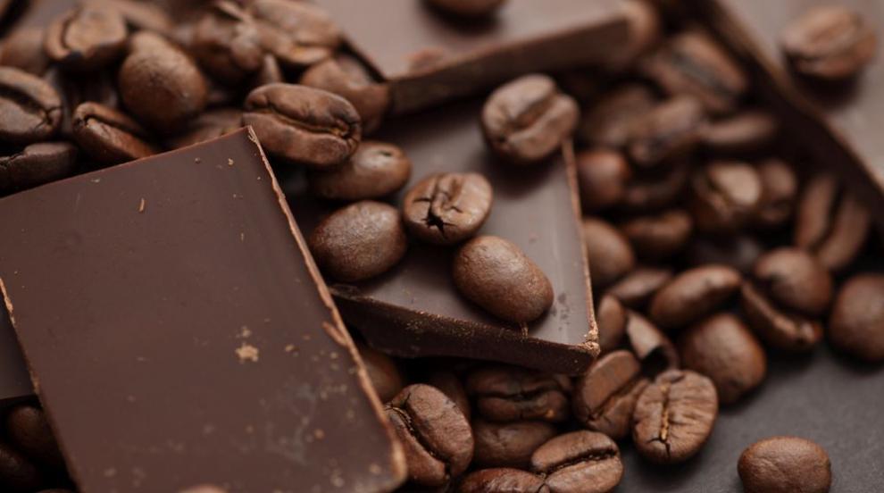 Kафе в шоколад - изключително добра комбинация с...