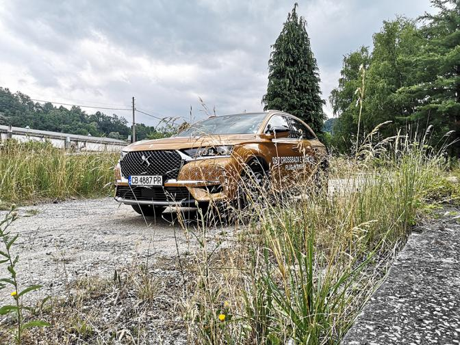 DS 7 Crossback E Tense 4x4 галерия