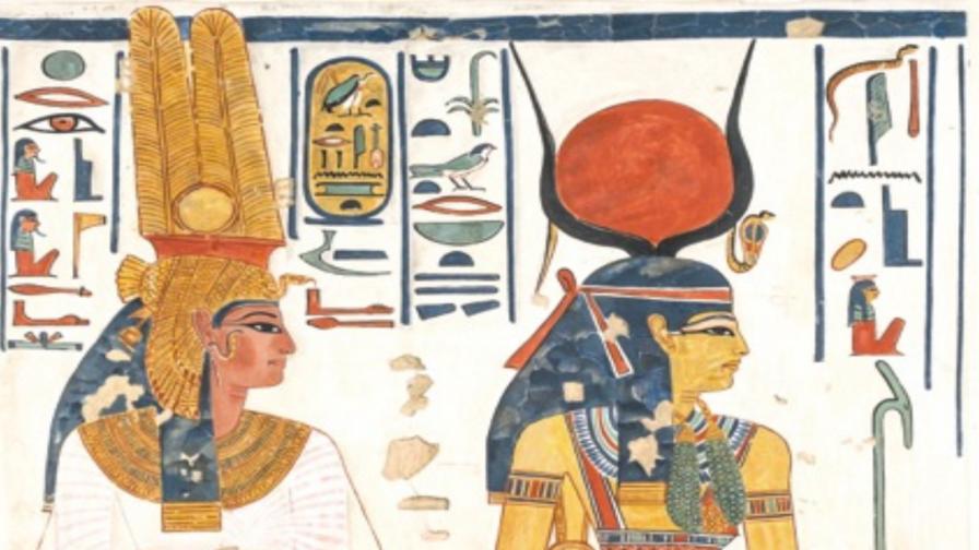 Египетски богове