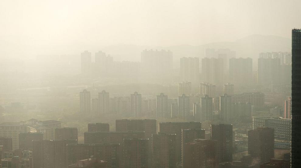 София осъмна на 13-о място в света по мръсен въздух...