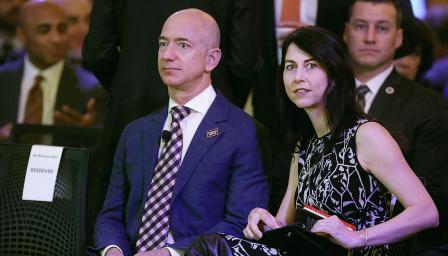 Бившата съпруга на Джеф Безос дари милиони за образование