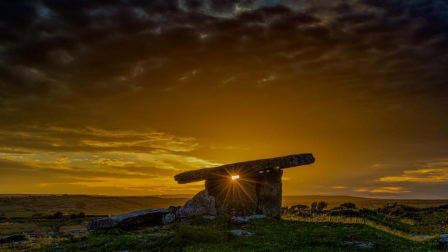 По-стари от пирамидите - древните ирландски гробници и техните тайни