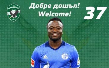 Ударната селекция продължава: Лудогорец взе играч от Бундеслигата