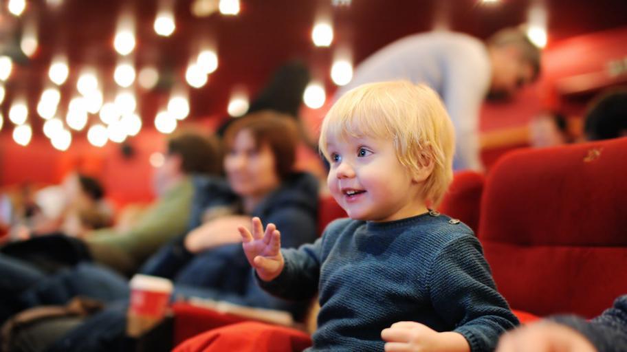 С деца на театър и кино: наръчник за оцеляване