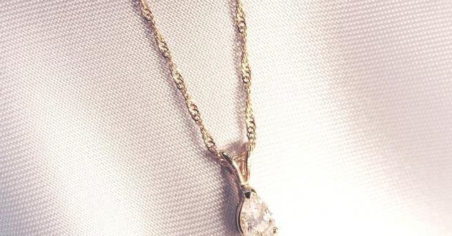 Колие с диамант от над 115 карата бе продадено на