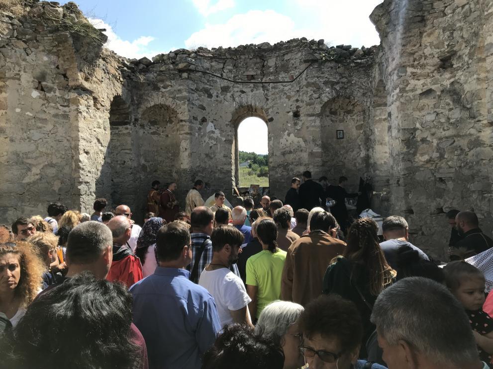 потопена църква Жребчево