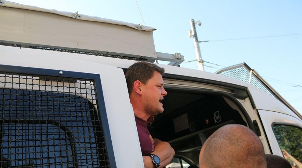 Пуснаха Петър Кърджилов от ареста