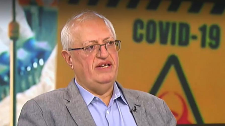 Д-р Спасков: Може да се заразите с коронавирус и грип