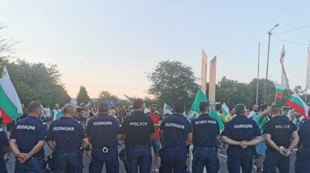 Протестиращи: Кметът на Стара Загора има правомощия...