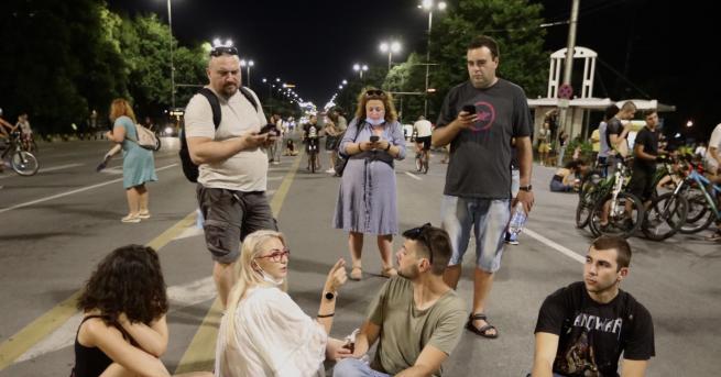 "Внесоха жалба заради блокираните кръстовища в София.""Решихме да подадем жалба"