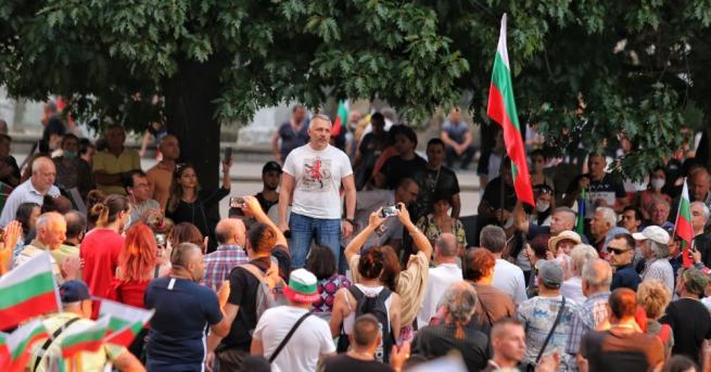 По-голямата част от българите не одобряват протестите и също така