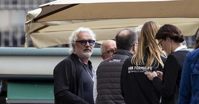 Флавио Бриаторе, бившият шеф на Рено във Формула 1 и