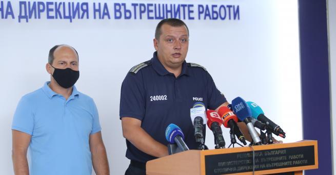 България СДВР: Поведението на протестиращите беше провокация към полицаите СДВР