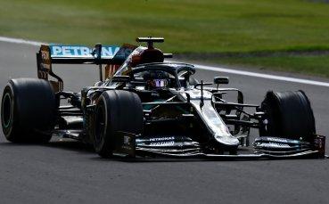 Притеснение за гумите преди Гран при на Испания