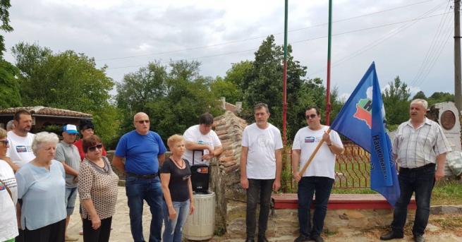НФСБ в Бургас организира традиционния патриотичен поход По стъпките на