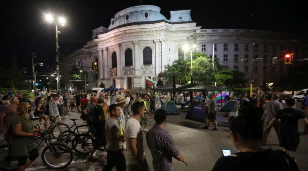 Костадин Ангелов: Протестите са място, където...