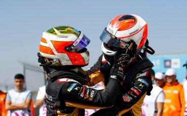 DS Techeetah е двукратен шампион при отборите, а Антонио Феликс Да Коща е шампионът във Формула Е
