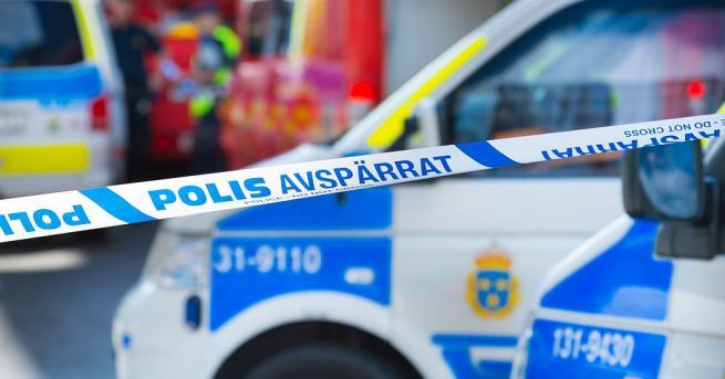 Стокхолмската полиция призова днес гражданите, които са станали свидетели на