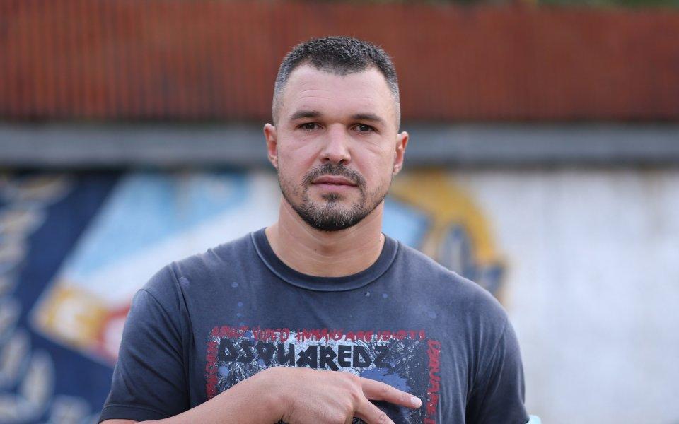 Валери Божинов се доближава до завръщане в Левски. Бившият национал