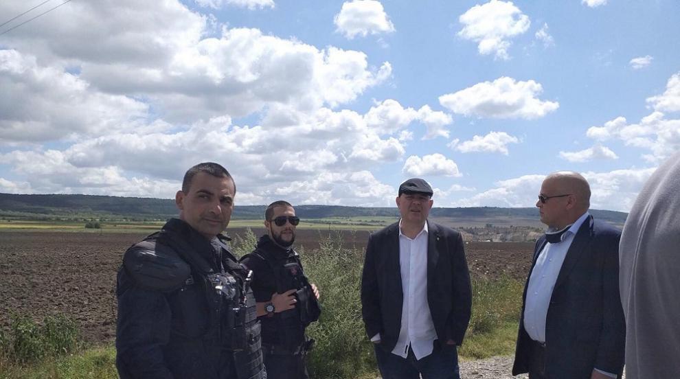 12 задържани при спецакция във Варненско (СНИМКИ)