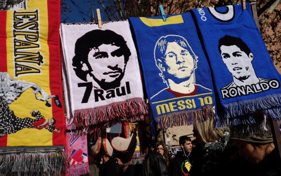 Капитанът наБарселонаЛионел Месие сред най-утвърдените лица в Шампионската лига не