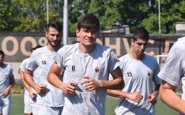 Локо Пловдив стартира тренировки с новия си треньор