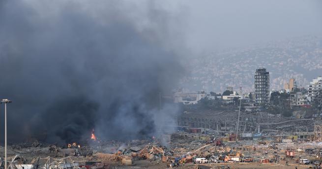 Свят Страшни взривове недалеч от посолството на България в Ливан,