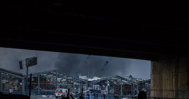 4 август - денят на безпрецедентната за Ливан експлозия, която