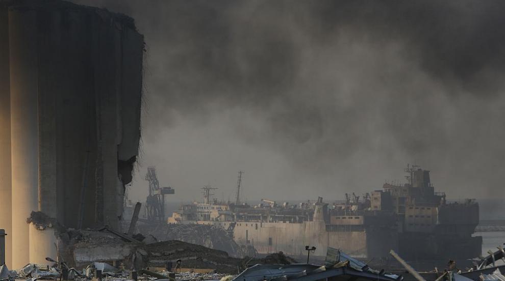 Великобритания ще предостави помощ на Бейрут на...