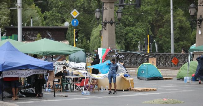 България 28-и ден на протести Тази вечер се подготвя и