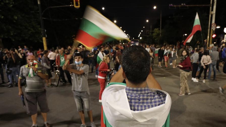 28-и ден на протести