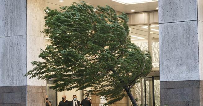 Бурята Исаяс донесе силни дъждове и ветрове в Югоизточна Канада,