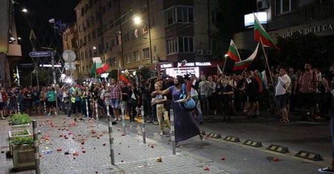 Започна 29-ият антиправителствен протест в