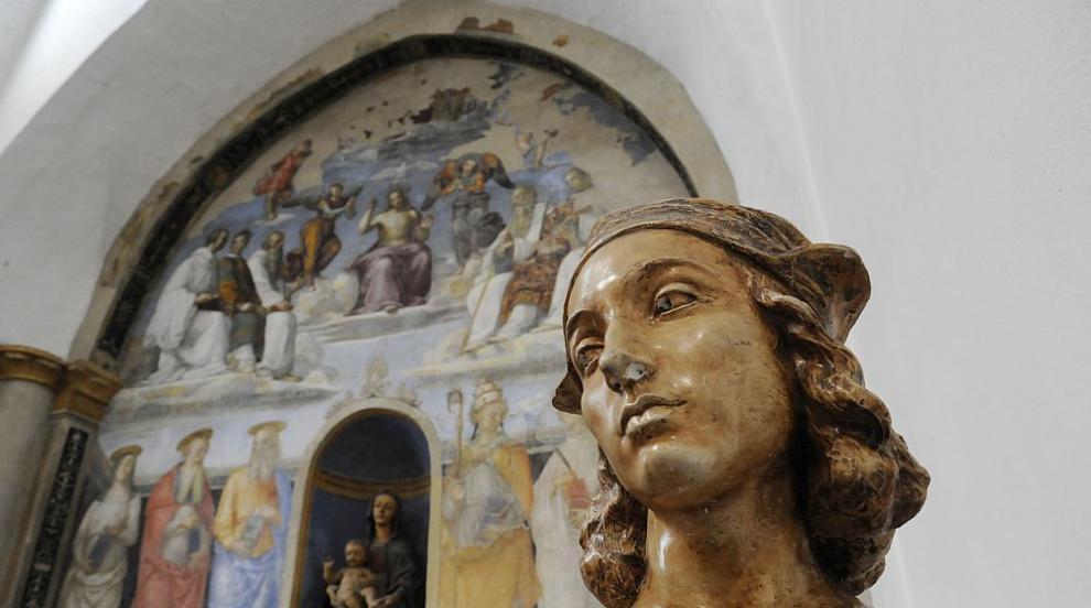 Италиански учени възстановиха лицето на Рафаело с...