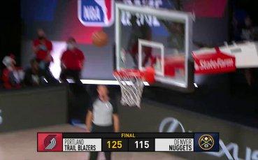 Хюстън се справи с Лейкърс, всичко най-интересно от НБА тази нощ