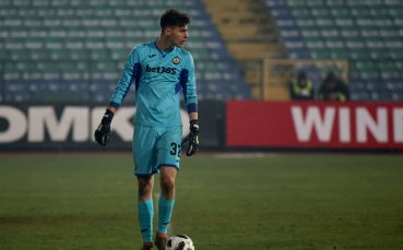 Стериакис обяви целите пред Славия за новия сезон
