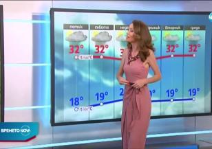 Прогноза за времето (07.08.2020 - следобедна емисия)