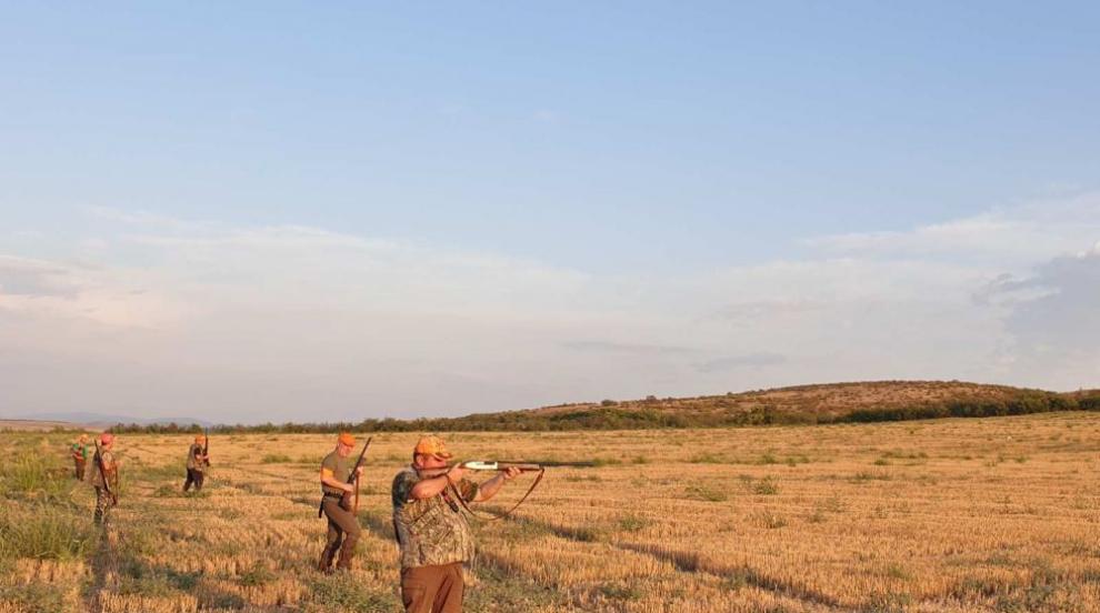 Започват масови проверки на ловците