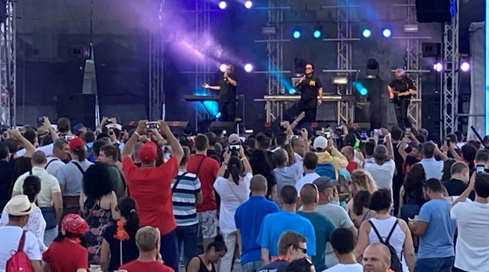 Хиляди хора се забавляваха на SPICE Music Festival (СНИМКИ)