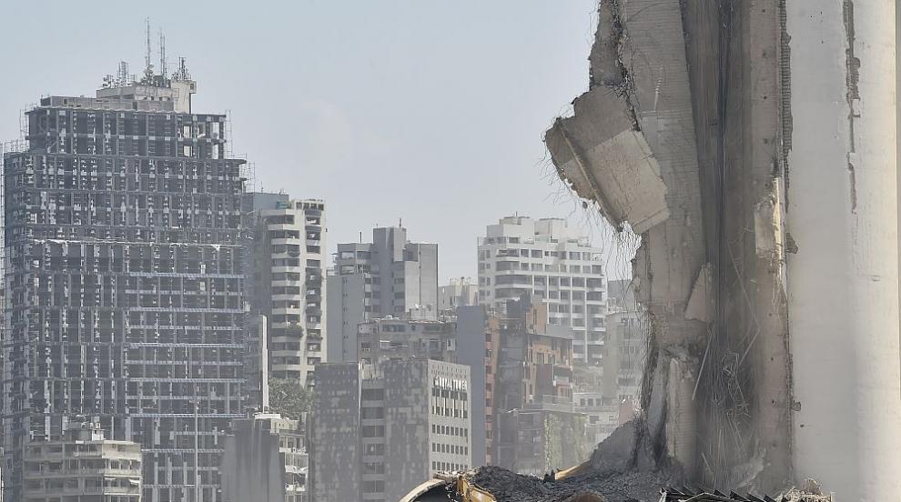 Спасиха жена, оцеляла три денонощия под руините в Бейрут (СНИМКИ/ВИДЕО)