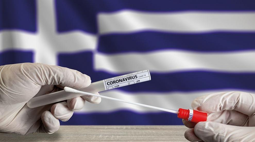Нов рекорд на заразени с Covid-19 в Гърция