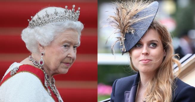 Любопитно Каква бе сватбата на принцеса Беатрис в сравнение с