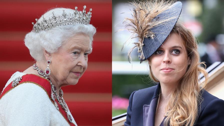 Каква бе сватбата на принцеса Беатрис в сравнение с тази на Елизабет II